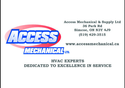 Access Mechanical