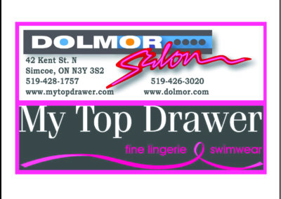 Dolmor Salon and My Top Drawer