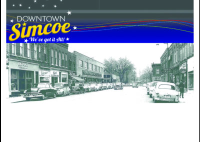 Downtown Simcoe