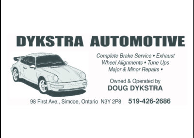 Dykstra Automotive