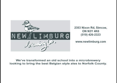 New Limburg Brewing Co.