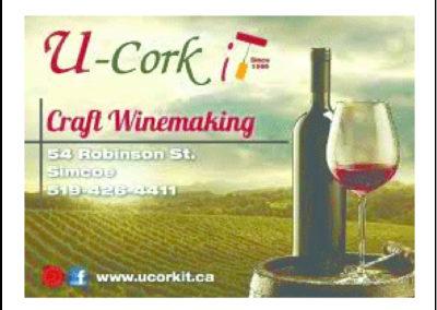 U-Cork it